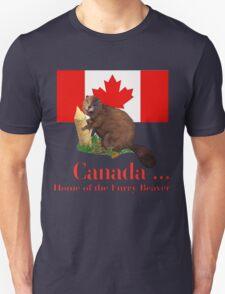 Furry Canada T-Shirt