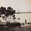 Cowes, Phillip Island. 1950 by aligee