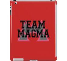 Pokemon - Team Magma iPad Case/Skin