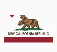 New California Republic Flag T-Shirt