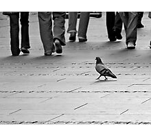 Afternoon city walk Photographic Print