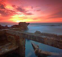 Water Ruins by Dzian
