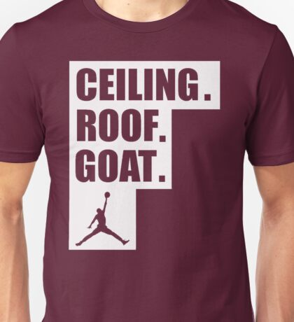 Ceiling Is The Roof IV Unisex T-Shirt