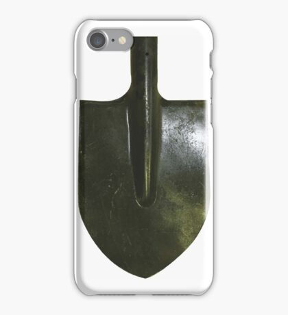 shovel iPhone Case/Skin