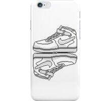 White on Whites iPhone Case/Skin