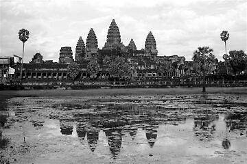 Angkor Wat by kaid