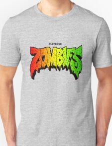 FLATBUSH ZOMBIES RASTA COLOR T-Shirt