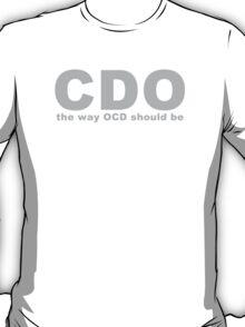 CDO T-Shirt