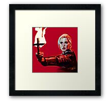 Buffy 92' Framed Print