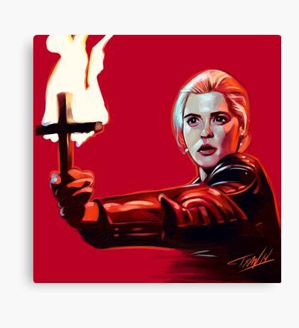 Buffy 92' Canvas Print