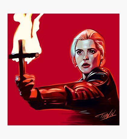 Buffy 92' Photographic Print