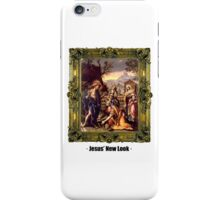 Jesus'New Look iPhone Case/Skin
