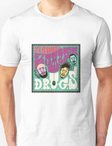 FLATBUSH ZOMBIES ALBUM D.R.U.G T-Shirt
