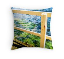Fairy Bower, Manly Throw Pillow