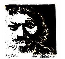 King David Photographic Print