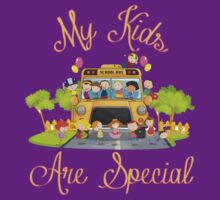 My kids are special ~ Bus Driver  by sweetsisters