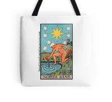 The (North) Star Tarot Card Tote Bag