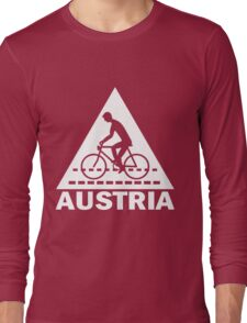 AUSTRIA Long Sleeve T-Shirt