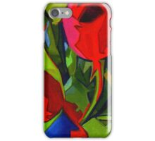 More Red Tulips  iPhone Case/Skin