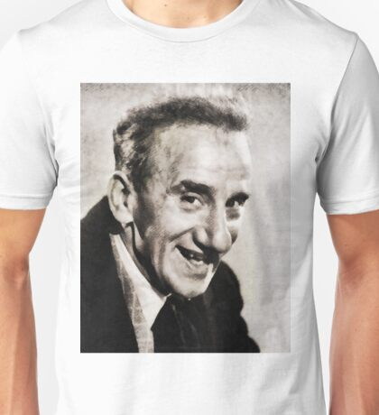 Jimmy Durante, Hollywood Legend Unisex T-Shirt