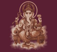Ganesh the Remover of all obstacles T-Shirt