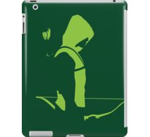 Arrow Outline iPad Case/Skin