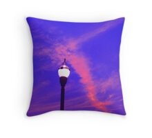 Dawn Skyscape Throw Pillow