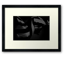 Black Flag I (Alien) Framed Print