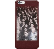 Welcome to the 3-D Universe iPhone Case/Skin