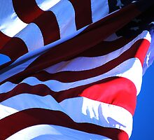 Flag IV (God and Country) by REHILL61