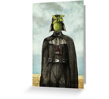 Son of Darkness Greeting Card