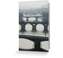 Bridges Greeting Card