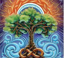 Tree of life  by thomasjart