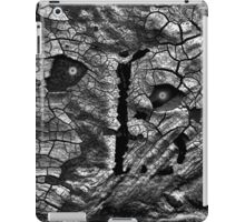 Who Hides Behind the Mask  iPad Case/Skin