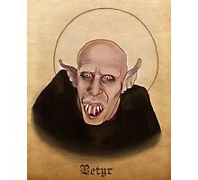 Petyr the Vampire - What We Do In The Shadows Photographic Print