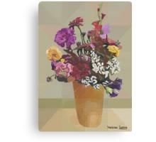 HC 10 Flowers 2 Canvas Print