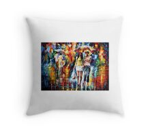 Going Shopping — Buy Now Link - www.etsy.com/listing/213198150 Throw Pillow