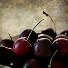 Dark Cherries by Karen E Camilleri