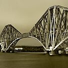 Forth Bridge by Chris Clark
