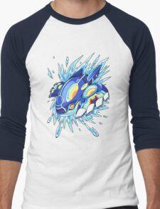Primal Alpha Men's Baseball ¾ T-Shirt