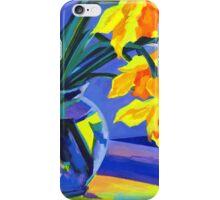 Daffodil Geometry iPhone Case/Skin