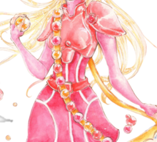 Honey Lemon Watercolor (No BG) Sticker