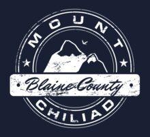 Mt Chiliad GTA by Lisa Richmond