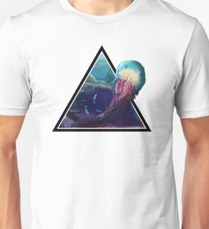 GATE TO THE OCEAN  Unisex T-Shirt