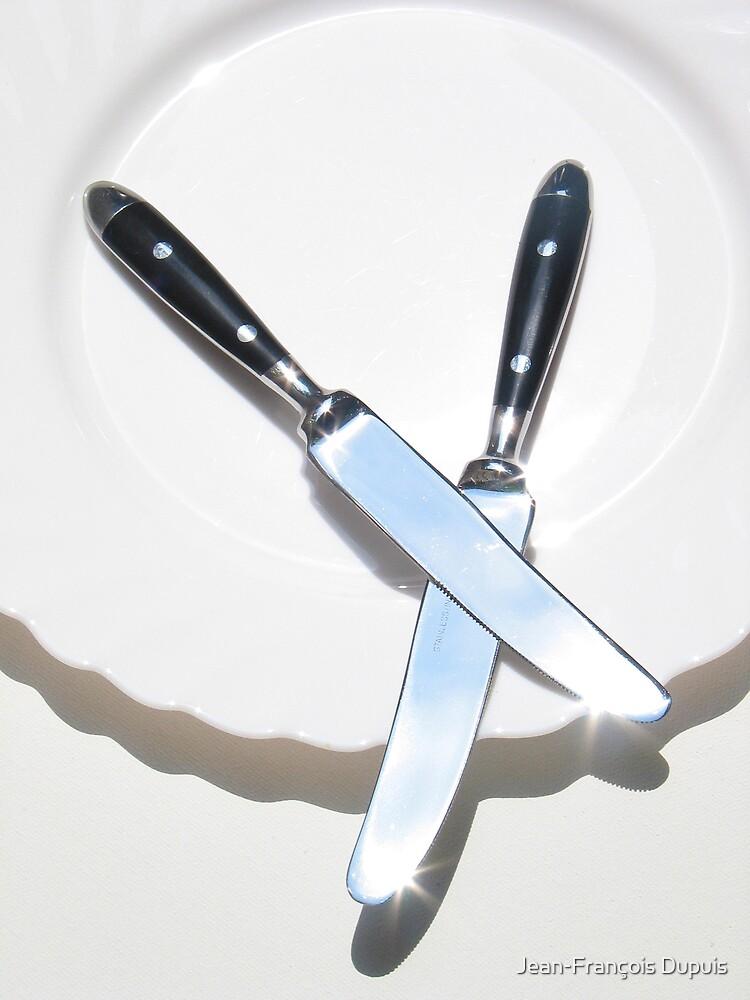 Knifes by Jean-François Dupuis