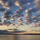 Wavy Sunset by csmarshall