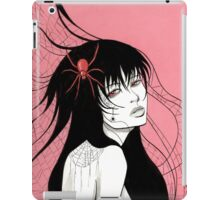 Lady Spider iPad Case/Skin