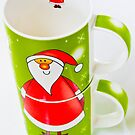 May your Christmas cup runeth over #1  by Richard Annable