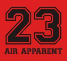 23 - Air Apparent (Flash Black) by spraya