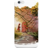 The Secret Garden iPhone Case/Skin